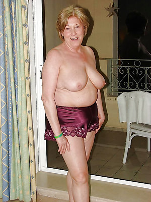 Beautiful mature amateur women