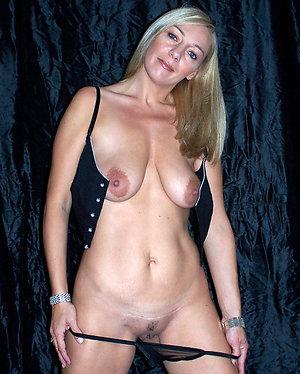 Stunning lder naked women