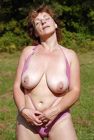 Beautiful older women with big tits