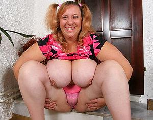 Fantastic horney older women