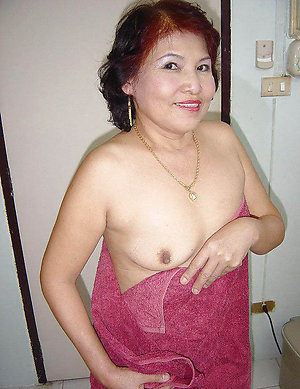 Sexy old asian ladies