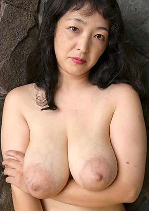 Real hot naked asian women