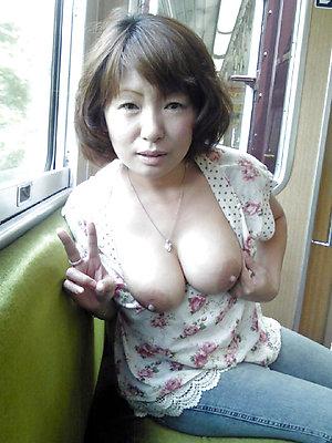 Stunning mature asian hairy pics