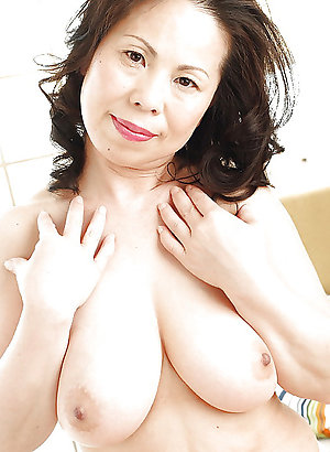 Spectacular older asian ladies