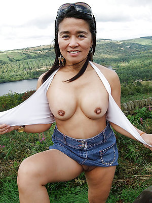Free old asian milfs pics