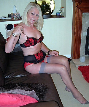 Best pics of mature woman in lingerie