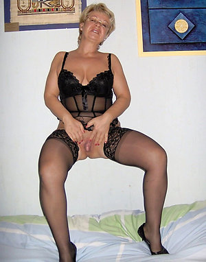 Beautiful hot mom lingerie pics