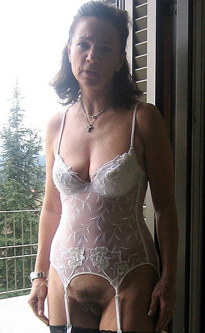 Best pics of mature sexy wife in lingerie