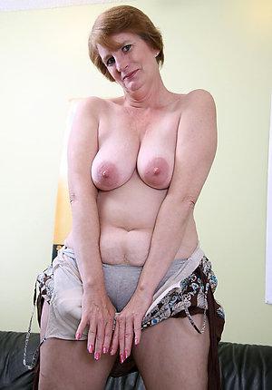 Handsome older lady nipples pictures
