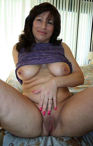 Sweet older ladies with long nipples