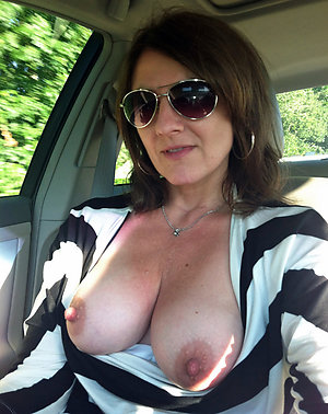 Special mature milf with huge nipples