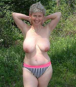 Real pics of beautiful mature ladies