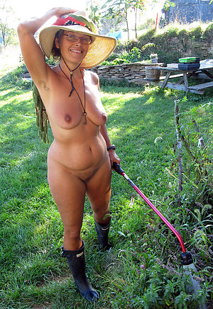 Mature natural nudes stripped