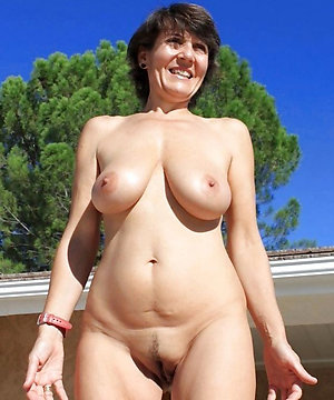 Best pics of naked mature women