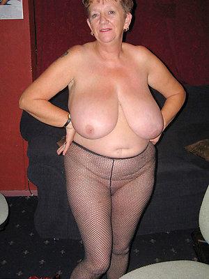 Naughty horny mature pantyhose fetish