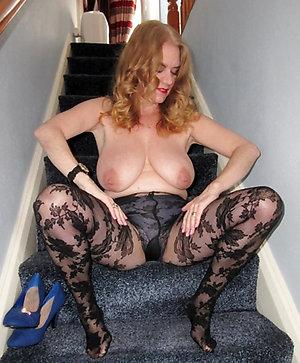 Xxx Veronica milf pantyhose sex