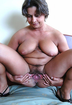 Handsome old mature pussy pictures