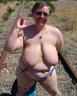 Slutty saggy tits porn pictures