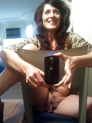 Nude hot mature naked selfshots