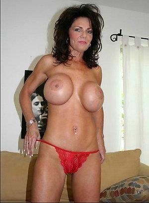 Nasty horny mature wet panties