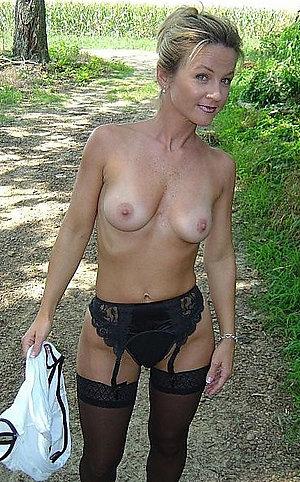 Pretty hot women showing panties