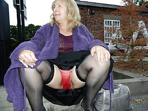 Crazy mature mature women panties