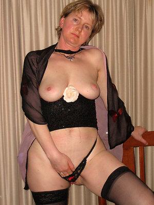 Handsome naked women in panties pics