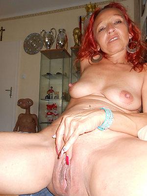 Naked redheads older women photos