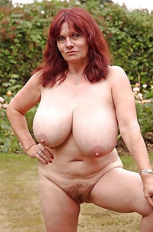 Favorite beautiful nude redhead women