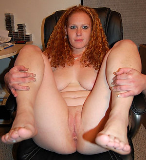Wonderful natural redhead women pics