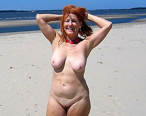 Handsome sexy redhead mature pussy