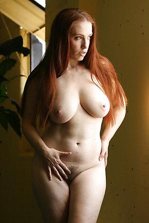 Favorite sexy redhead ladies posing nude
