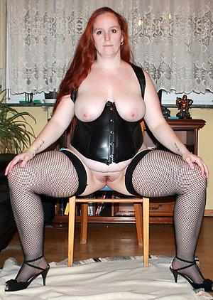 Sweet nude old redhead ladies sex gallery