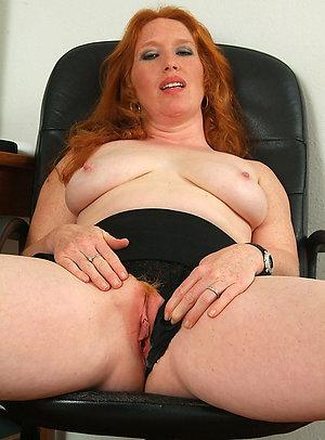 Fantastic sexy older redhead ladies