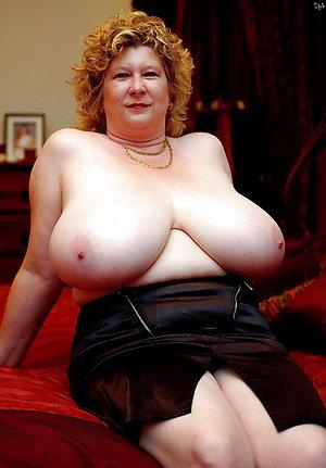 Homemade horny sexy older redhead women