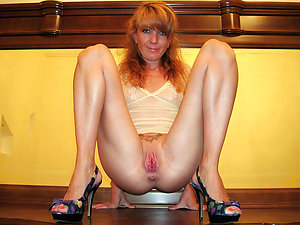Xxx naked redhead women amateur pictures