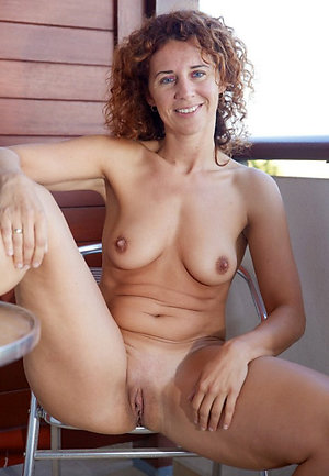 Handsome mature redhead nude pictures