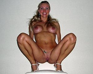 Lovelies sexy mature shaved women