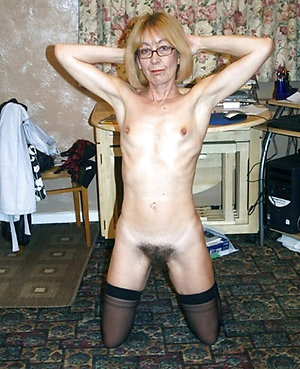 Slutty skinny mature pussy galleries