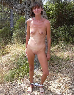 Beauties horny skinny mature pic
