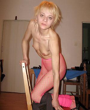 Wonderful skinny mature women porn