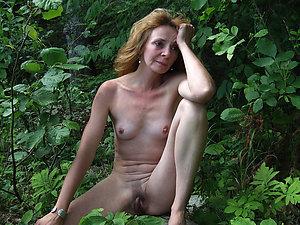 Whorish matures with small tits pics