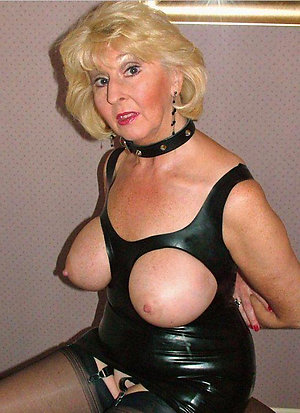 Cute old ladies with big tits photos
