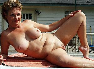 Favorite beautiful mature tits porn