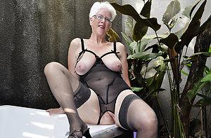 Real women wearing nylon stockings sex