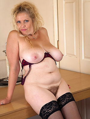 Naked mature milf wife stripped