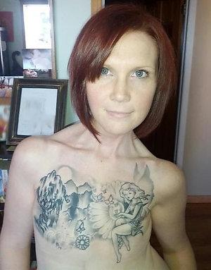Crazy nude tattooed women pics