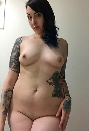 Crazy mature tattoo sex photos