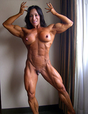 Gorgeous muscle mature pictures
