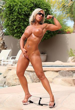 Amateur muscle mature porn pictures